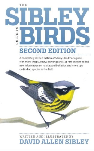 The Sibley Guide to Birds, 2nd Edition