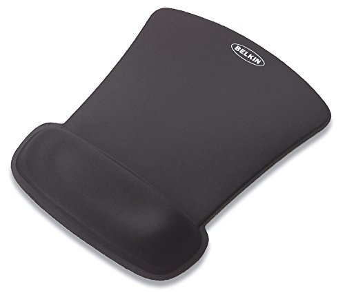 Belkin WaveRest Gel Mouse Pad , Black