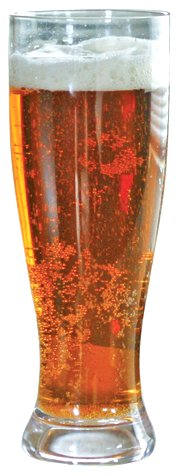 Camco 43891 22 oz Polycarbonate Pilsner Glass - 2 pack