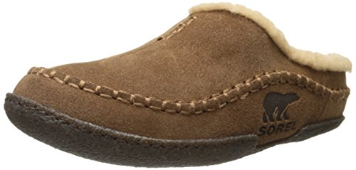 Sorel Men's Falcon Ridge Slipper,Marsh,11 M