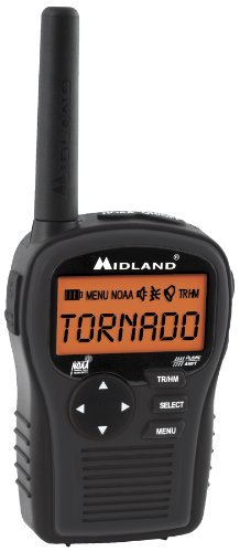 Midland HH54VP Portable Emergency Weather Radio with SAME