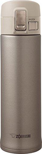 Zojirushi SM-KHE48NL Stainless Steel Mug, 16-Ounce, Champagne Gold
