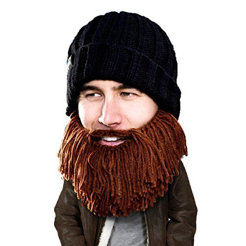 Beard Head - The Original Barbarian Vagabond Knit Beard Hat