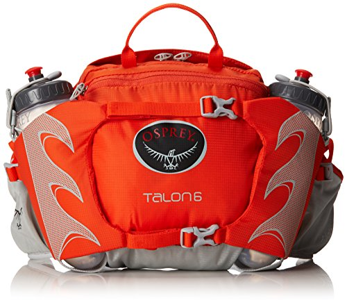 Osprey Packs Talon 6 Hip Pack, Flame Orange, One Size