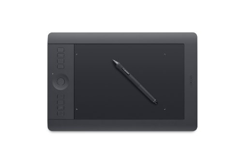 Wacom Intuos Pro Pen and Touch Tablet, Medium