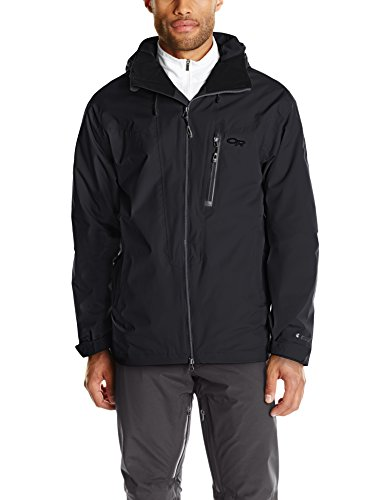 Outdoor Research Men's Igneo Jacket, Black, Small