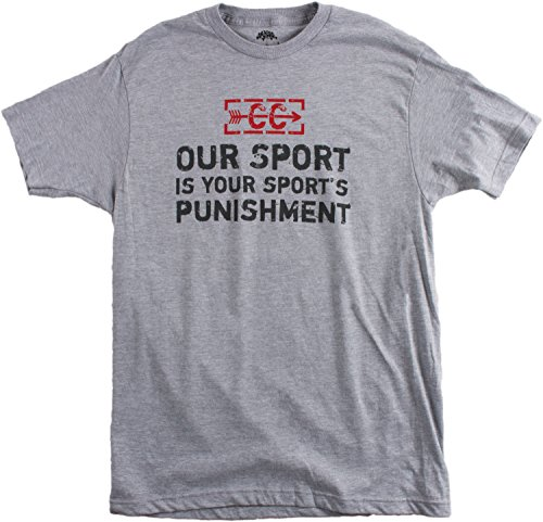 Cross Country: Our Sport is your Sport's Punishment | XC Runner Unisex T-shirt-S
