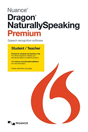 Dragon Premium 13.0, Student/Teacher Edition [Download]