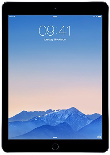 Apple MGKL2LL/A iPad Air 2 64GB, Wi-Fi,