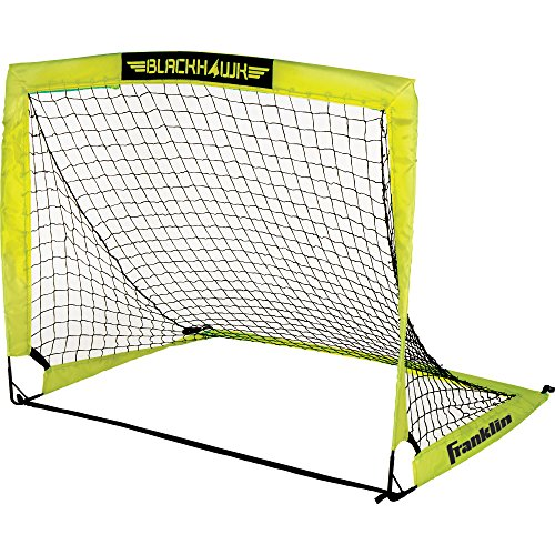 Franklin Blackhawk Portable Soccer Goal, Small