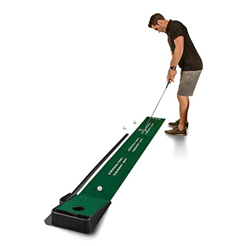 SKLZ Accelerator Pro - Indoor Putting Green With Ball Return