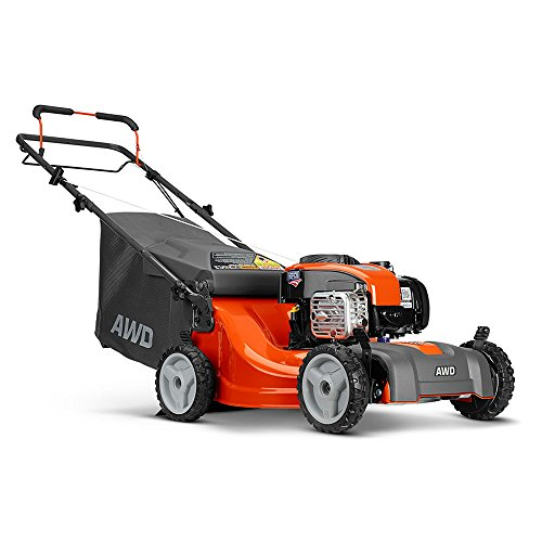 "Husqvarna 961450026 LC221A 4-in-1 All Wheel Drive Mower, 21""/150cc"