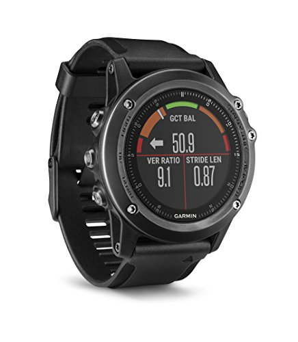 Garmin Fenix 3 HR, Gray