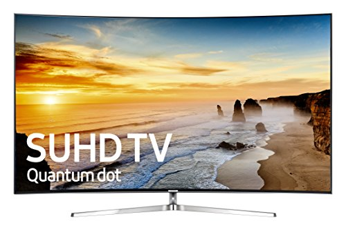 Samsung UN55KS9500 Curved 55-Inch 4K Ultra HD Smart LED TV