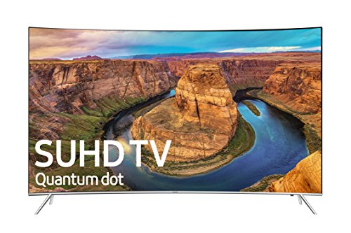 Samsung UN55KS8500 Curved 55-Inch 4K Ultra HD Smart LED TV