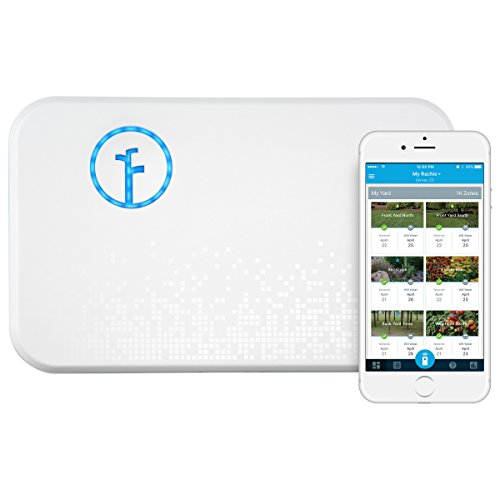 Rachio Smart Sprinkler Controller, 8 Zone 2nd Generation, Works with Alexa