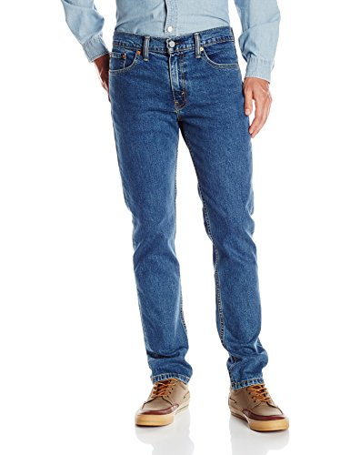Levi's Men's 511 Slim Fit Jean, Stonewash Stretch, 28W X 30L