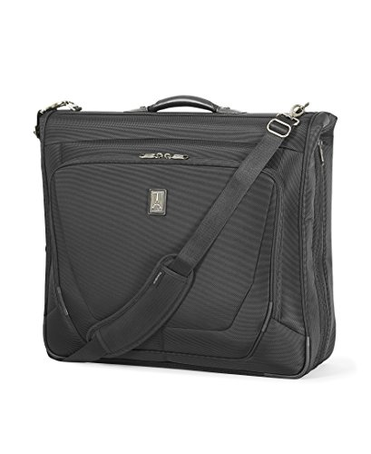 Travelpro Crew 11 Bifold Garment Carry On Luggage, Black