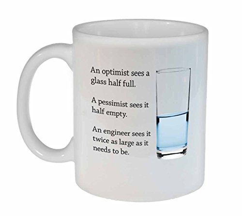 Engineers World View Coffee or Tea Mug