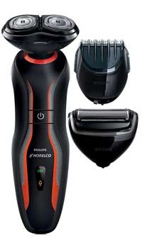 Philips Norelco YS524/41 Click and Style Electric Shaver Review